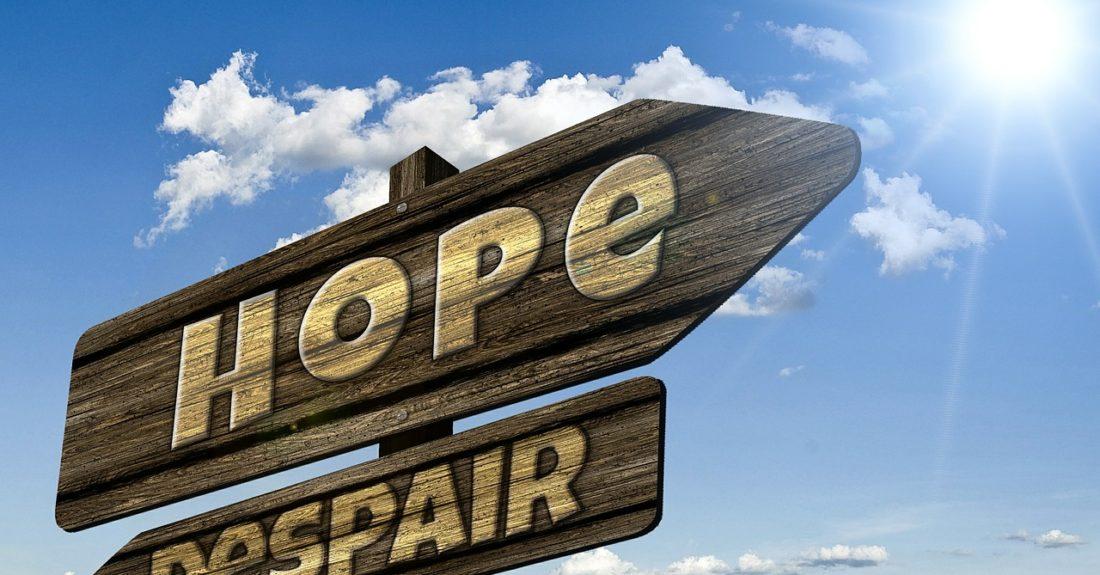 Scoraggiarsi e riincoraggiarsi